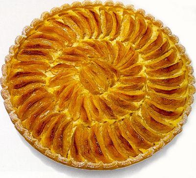 Tarte classique aux pommes centerblog - Dessin tarte aux pommes ...